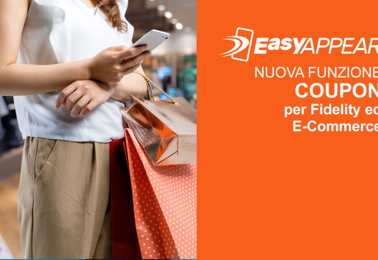 coupon copertina easyappear